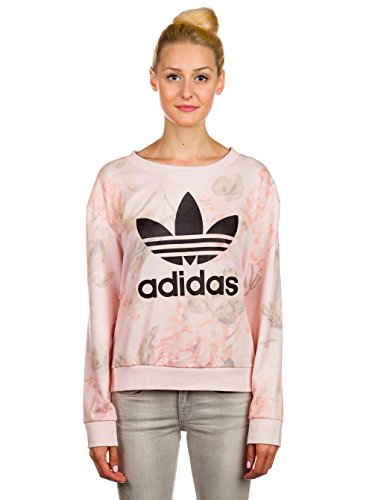 Damen Sweater adidas Originals Pastel Rose Sweater