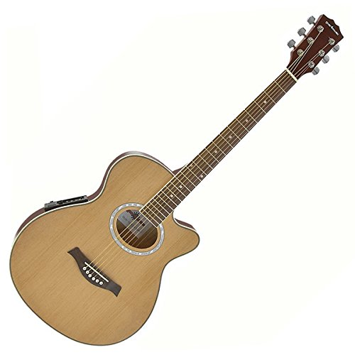 GUITARRA ELECTROACUSTICA THINLINE DE GEAR4MUSIC