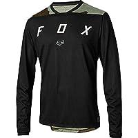 FOX Indicator LS Mash Camo Jersey, Schwarz, Größe L