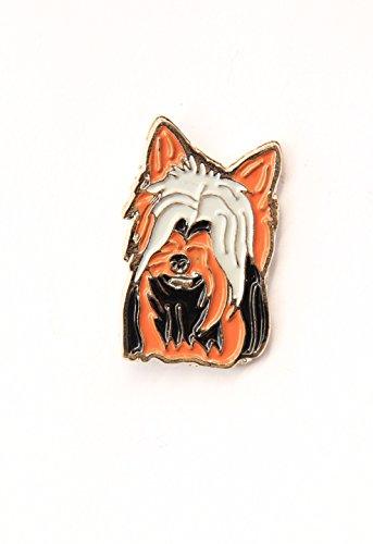 Pin/Anstecker Hunde Australian Silky Terrier [p301] -