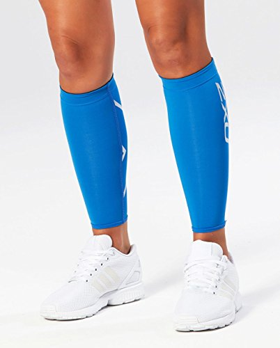 2XU Herren Compression Shorts Perform Kompressionshose Royalblue