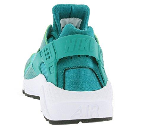 Nike - Wmns Air Huarache Run, Scarpe sportive Donna Verde (Verde (Rio Teal / Rio Teal-Black))