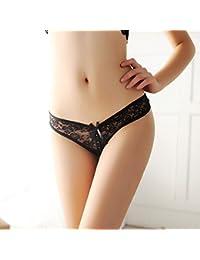 Sanwood Femmes Sexy Culotte En Dentelle Lingerie Sous-vêtement