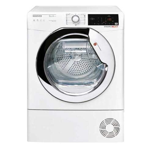 Hoover DX H9A3TCEX-S Independiente Carga frontal Blanco