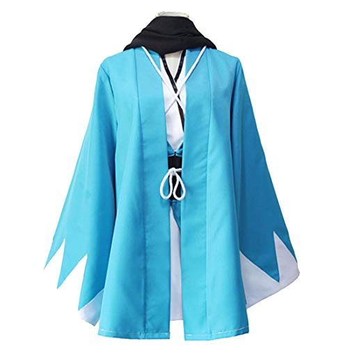 Anime Japanische Kostüm Charaktere - ZY Anime Charakter Spiel Charakter japanischen Anime Kimono blau äußere Anzug voller Phantasie Party Stil Stil uniform Anime kostüm Anime Charakter kostüm voller kostüm,Full Set-S