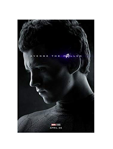 423f1f36d65 Générique Avengers End Game Characters Marvel Film Print 13x20 24x36 27x40  32x48 32
