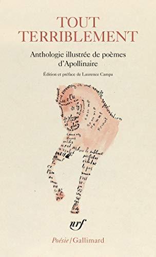 Tout terriblement: Anthologie illustrée de poèmes