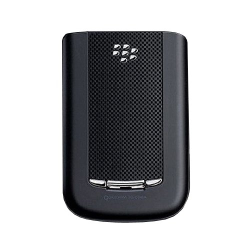 Movilconsolas Tapa Bateria BlackBerry 9630 Negra - 9630 Blackberry