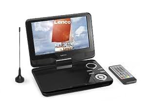 "Lenco DVP-941 Lecteur DVD Portable Ecran LCD 9"" Tuner TNT USB"