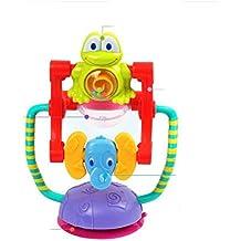 Rueda de la Fortuna giratoria para bebés Trolley para bebés Juguetes para bebés de 0 a