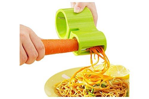 Affetta Verdure, Affila Coltelli, Cucina, Verdure, Spirale, Julienne