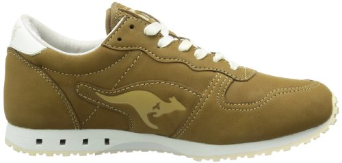 KangaROOS Blaze-Nubuck 47068 Unisex-Erwachsene Sneaker Braun (brown 300)
