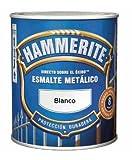 Akzo Nobel Coatings 5093743 - Esmalte antioxi. sat. 750 ml bl ext. hammerite