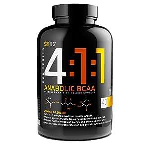 4:4:1 Anabolic BCAA (200 caps) Starlabs Nutrition