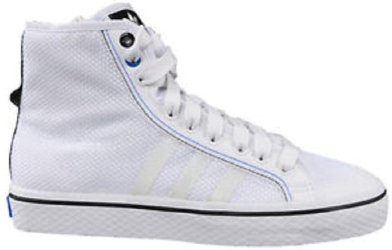 Adidas  ADIDAS NIZZA, Herren Sneaker Weiß weiß -