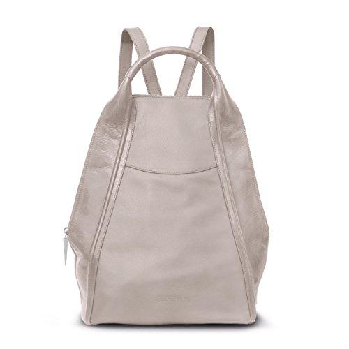 Cashmere-leder-rucksack (Gretchen Damen Tango Rucksack Cashmere)