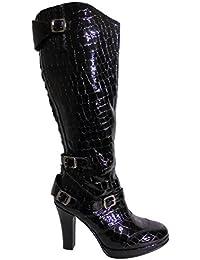 Amazon.it  Cesare Paciotti - Stivali   Scarpe da donna  Scarpe e borse 9925cd5b358