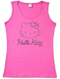 Hello Kitty Mädchen Top (vers. Farben und Größen)