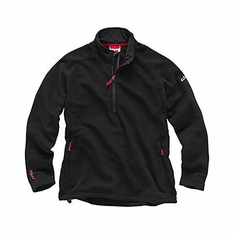 2016 Gill Mens i4 Fleece Smock BLACK 1488 Size - - Medium
