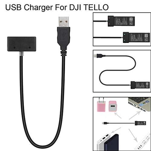 Bescita DJI Tello Drone USB Akku Ladegerät Hub RC Intelligente Lade Super Speed Kabel