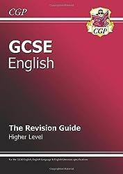 GCSE English: Revision Guide (for GCSE English and GCSE English Literature) (CGP)