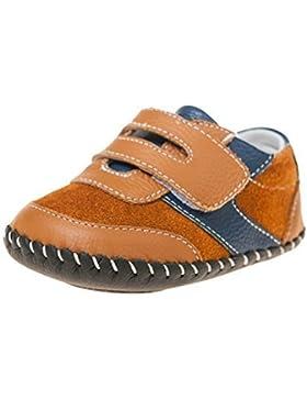 Little Steinbeck colour azul zapatos para bebé zapatos del Caminante zapatillas de cierre de velcro 3121 colour...