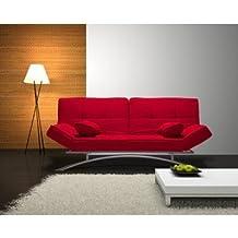 Amazon.it: divano rosso