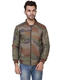 Derbenny High Quality Premium Bomber Camouflage Jacket For Men
