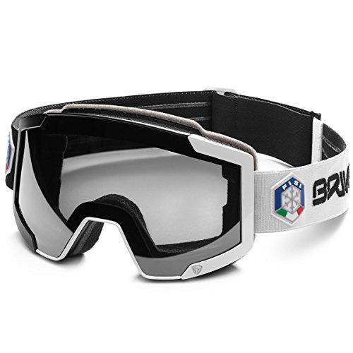 Briko Briko LAVA 7.6 - FISI BLACK WHITE -SM3
