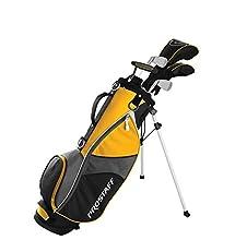 Wilson Pro Staff JGI MD JR LH 8-11 Set Golf Jeunesse Unisexe, Multicolore, MLH