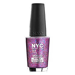 Nyc Top Coat, Sparkle, Big City Dazzle 276 0.33 Fl Oz (9.7 Ml)