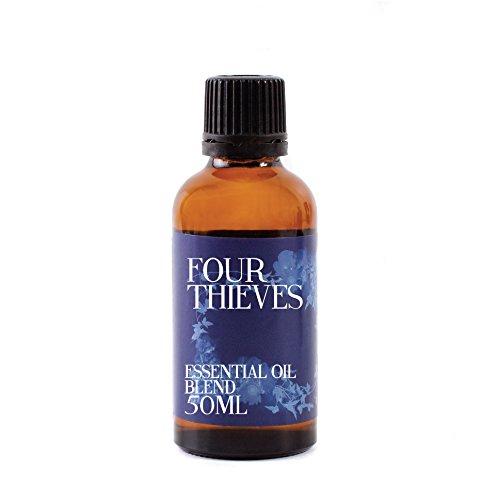 Four Thieves - Mezcla de aceites esenciales - 50 ml