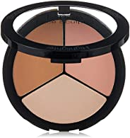 IsaDora Face Sculptor Palette (01 warm peach)