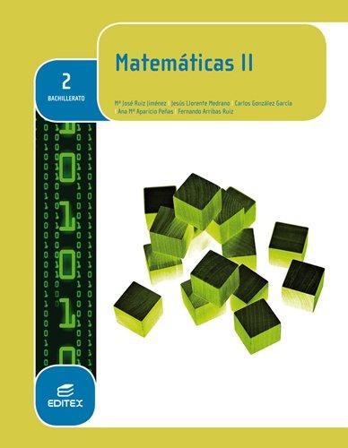 Matemáticas II 2º Bachillerato (LOMCE) - 9788490787656