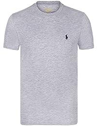 Ralph Lauren - T-shirt - Col Rond - Homme - gris