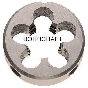 Craft 98601Filière à fileter Acier rapide G DIN EN 22568(223B) MF 12x 1,0perçage dans caisse Unibox avec couvercle, 1pièce, 42021101210