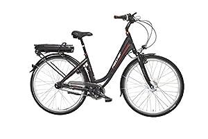 FISCHER E-Bike CITY ECU 1721, Vorderradmotor 48 V/557 Wh, Shimano 7-Gang-Schaltung