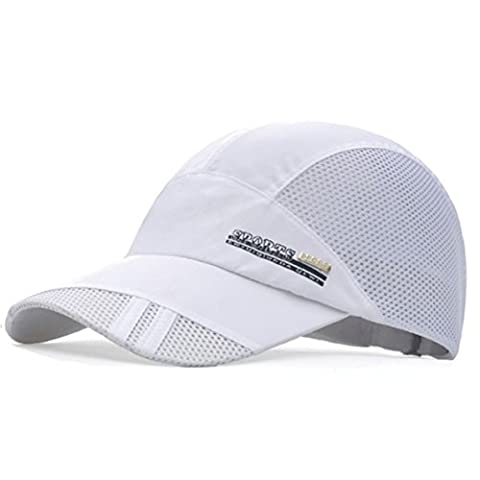 GADIEMENSS Quick Dry Sports Hat Lightweight Breathable Soft Outdoor Running Cap (Classic series,