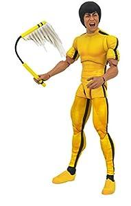 Bruce Lee Yellow Jumpsuit Action Figure