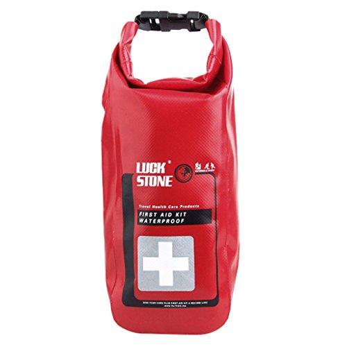 Wasserdicht Erste Hilfe Tasche Kasten Notfall Tasche Outdoor Reisetasche Camping (Tablet Wasserdichte Erste-hilfe-kit)
