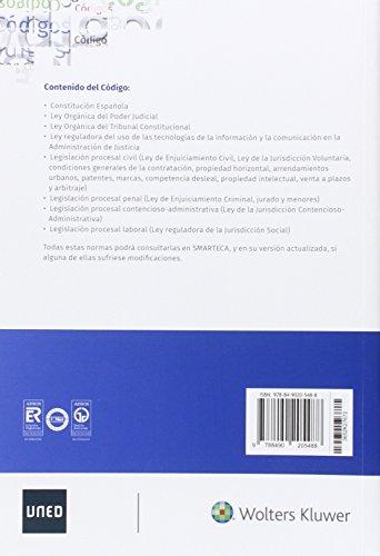 Copertina del libro Códigos La LEY: Código de Leyes Procesales 2016