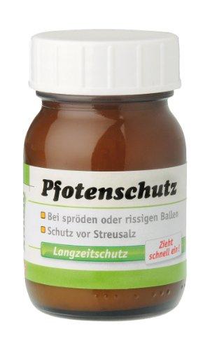katzeninfo24.de Anibio 95021 Pfotenschutz 75 ml Pflegemittel für Hunde und Katzen