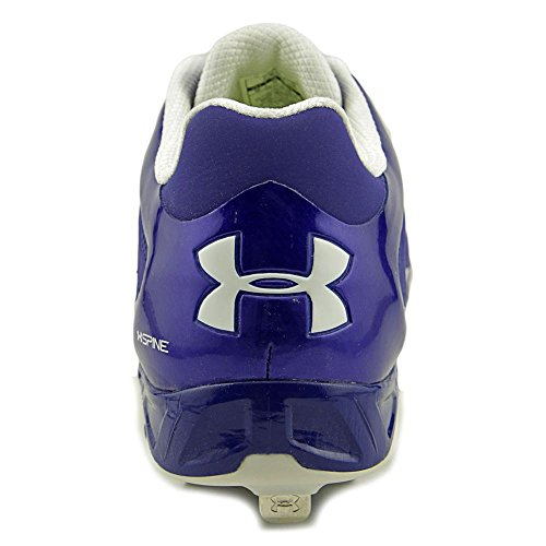 Under Armour Team Spine Metal Synthétique Baskets RYL-RYL-WHT