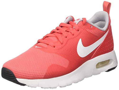 Nike Unisex-Kinder Air Max Tavas Sneaker, rot, 40 EU - Jungen Nike Rot Sneakers