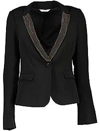Amazon.it  Giacche Blazer Donna - Liu Jo Jeans  Abbigliamento dc3a7e5c7bb