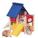 Karlie 84144 Casa para Juegos Roedor Wonderland