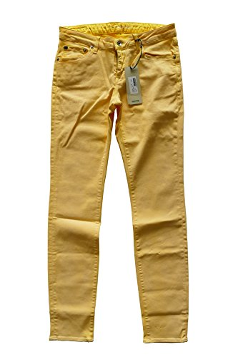 Geox -  Jeans  - Donna giallo W29/32