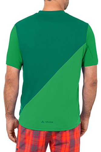 VAUDE Herren T-Shirt Men's Moab Shirt Yucca Green