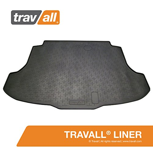 Travall Liner TBM1045 - Vehicle-Specific Rubber Boot Mat Liner