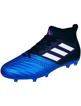 Adidas Ace 17.1 FG J, para los Zapatos de Entrenamiento de fútbol Unisex bebé